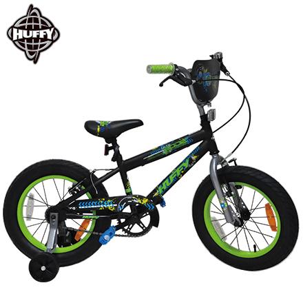 """聖誕節加碼送12/01~12/31-美國HUFFY百年品牌16吋男童自行車 3.0"""" 大輪胎。兒童自行車.腳踏車.童車.兒童腳踏車.輔助輪童車,聖誕節禮物"""