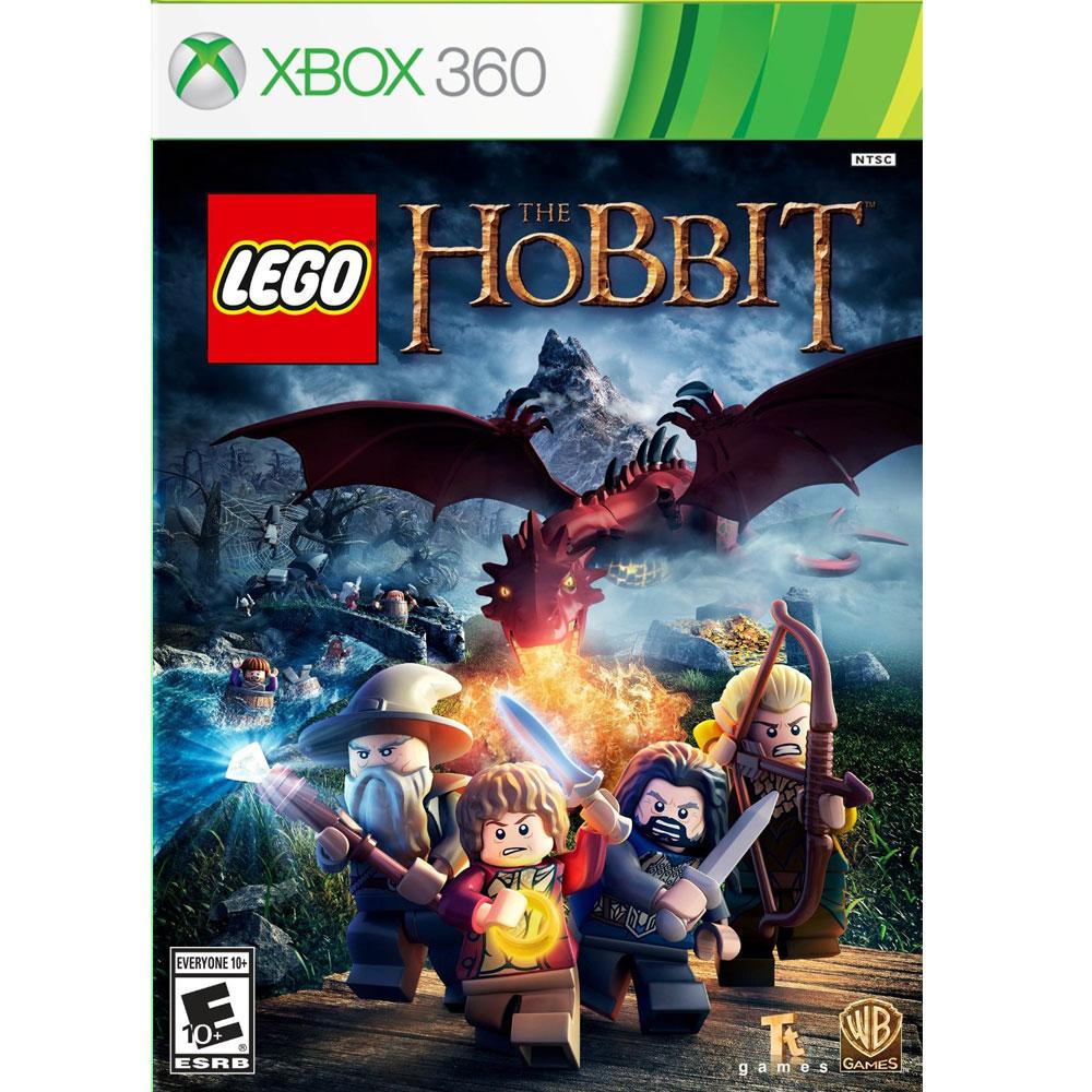 (現貨二手) XBOX360 樂高 哈比人歷險記 英文美版 LEGO The Hobbit