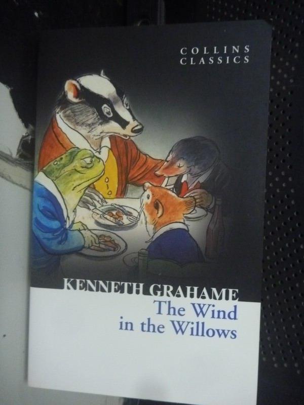 【書寶二手書T2/原文小說_IPV】The Wind in the Willows_Kenneth Grahame