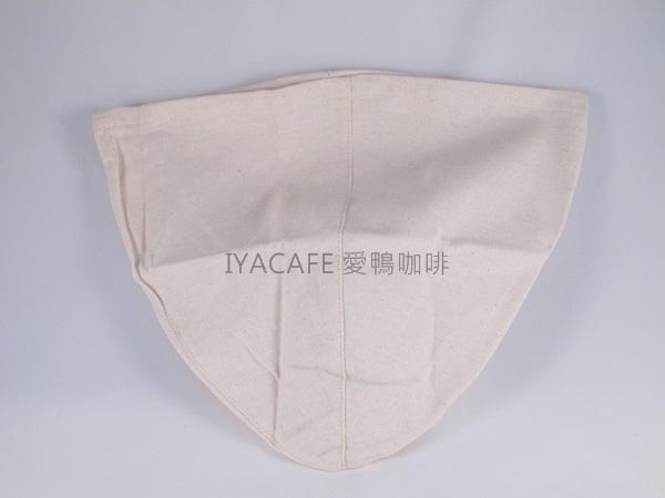 《愛鴨咖啡》法蘭絨 濾布 咖啡沖袋 半磅