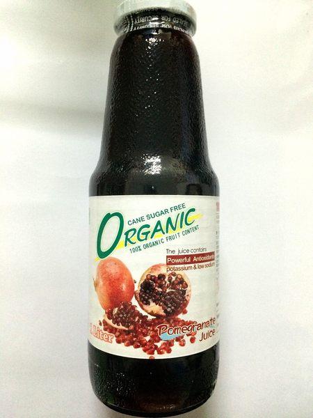 即期品 味榮 展康 土耳其100%有機石榴汁 1000ml/瓶 保存至2017.2.24