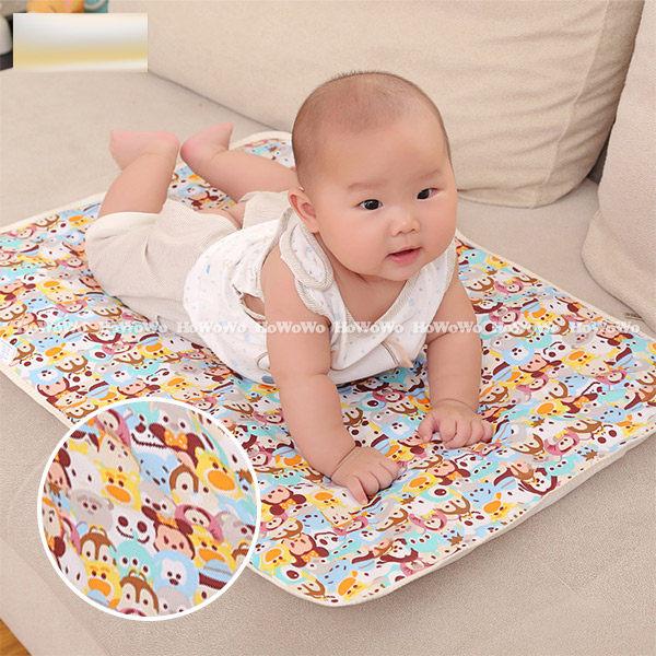 尿墊 三層防水嬰兒床尿墊 (70x50公分) RA01124