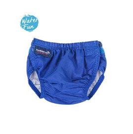 [葳寶樂游] 嬰兒游泳尿布褲 藍 |康飛登 KONFIDENCE 歐洲嬰幼兒功能泳裝領導品牌 寶寶兒童游泳衣