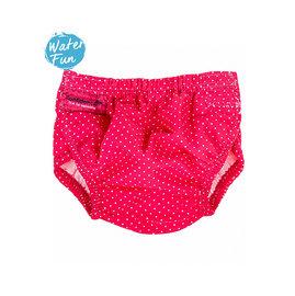 [葳寶樂游] 嬰兒游泳尿布褲 粉紅 |康飛登 KONFIDENCE 歐洲嬰幼兒功能泳裝領導品牌 寶寶兒童游泳衣