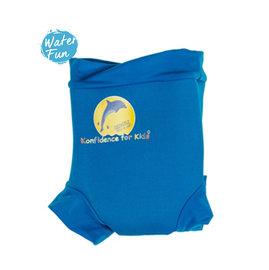 兒童泳衣 嬰兒保暖游泳尿布褲 (藍色) 6-24個月 康飛登 KONFIDENCE 歐洲嬰幼兒功能泳裝領導品牌 [樂游小舖]