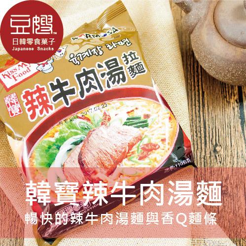 【豆嫂】越南泡麵 韓寶辣牛肉湯拉麵