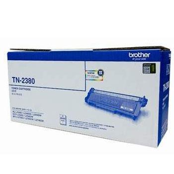 brother TN-2380 原廠黑色高容量碳粉匣 (適MFC-L2700D、L2700DW、L2740DW、L2365DW )