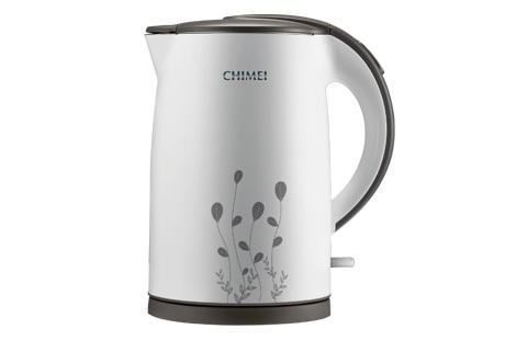 CHIMEI 1.7L雙層防燙不鏽鋼快煮壺(KT-17MD00)