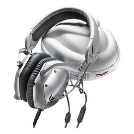 志達電子 M-100-U-Wsilver V-MODA crossfade M-100 M100 全罩蓋耳式隔音金屬耳機