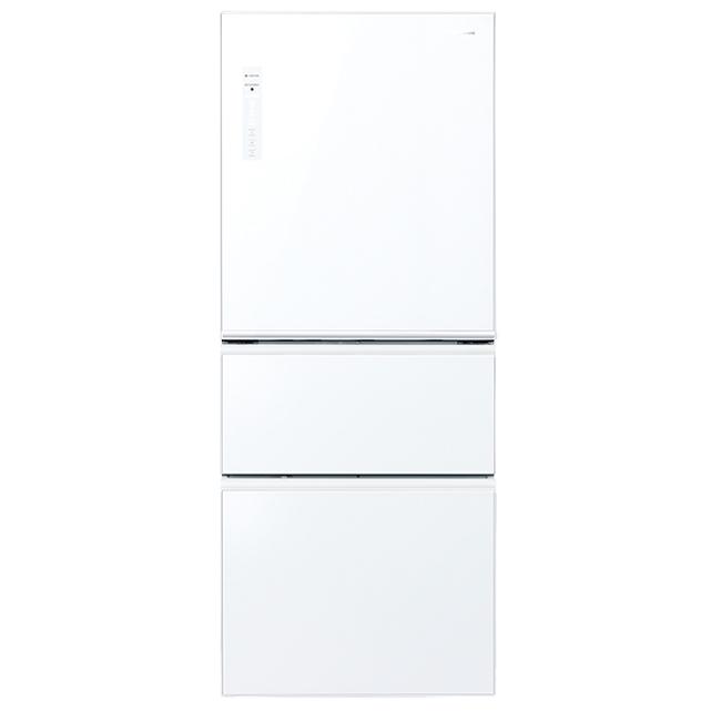 【國際牌Panasonic】ECONAVI 500L三門變頻冰箱。翡翠白/(NR-C508NHG/NR-C508NHG-W)