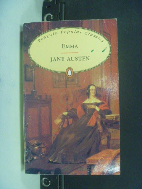 【書寶二手書T3/原文小說_JMH】Emma_Austen, Jane