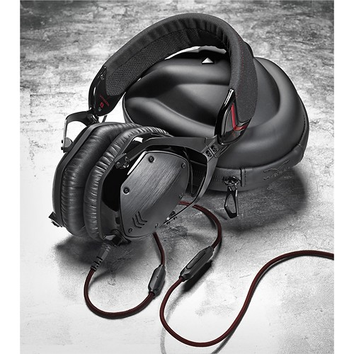志達電子 M-100-U-Shadow V-MODA crossfade M-100 M100 全罩蓋耳式隔音金屬耳機