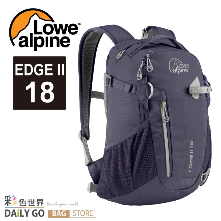 登山包 後背包 Lowe alpine EDGE II 18 -茄紫 FDP-4918V