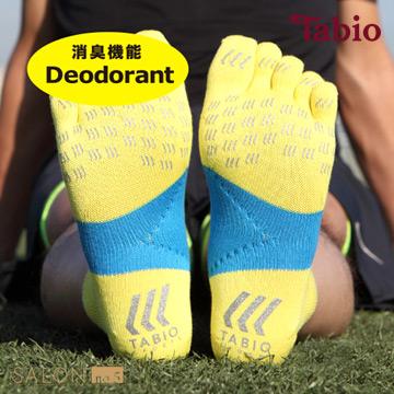 日本靴下屋Tabio 除臭速乾運動五指襪(27-29cm) / 馬拉松路跑必備/ RACING RUN