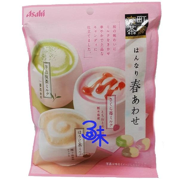 (日本) Asahi 朝日 京町茶寮 綜合茶糖 1包 84 公克 特價 82 元 【4946842524273 】