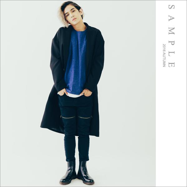 韓國製 大衣 超長版輕量累太空棉長版【OB17201】- SAMPLE
