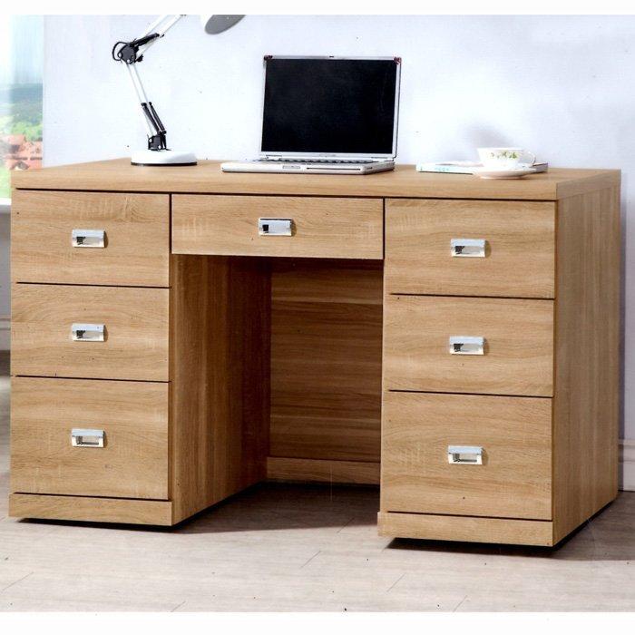 【尚品傢俱】450-10 雷歐 4.2尺書桌~另有3.5尺書桌/電腦桌/工作桌/寫字桌/辦公桌/事務桌/人事桌