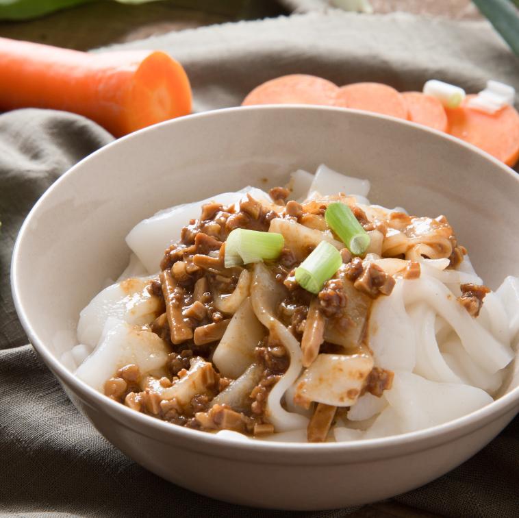中華炸醬粄條 | 國宴指定粄條  | 栗園米食 | 客家風味粄條
