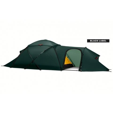├登山樂┤瑞典HILLEBERG 黑標 SAITARIS 賽特瑞斯 頂級四人帳篷 綠 #011911
