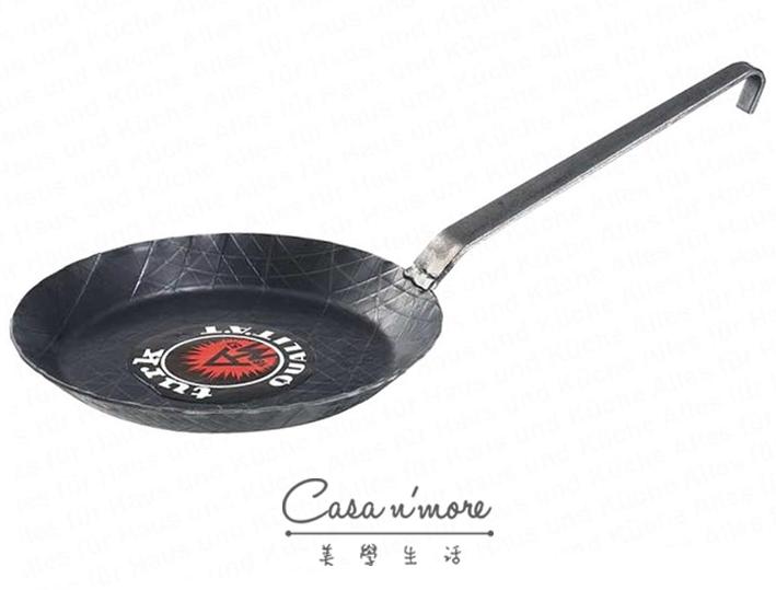 Turk 鐵鍋 平底鍋 斜格紋 單柄鍋 28 cm 德國製