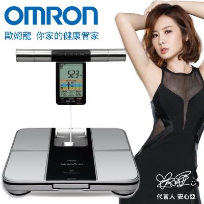 【醫康生活家】OMRON歐姆龍體重體脂計HBF-701(需訂購請電洽)