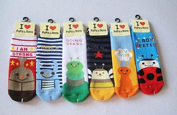 =優生活=外貿原單 兒童冬季超厚保暖襪 雪人襪 中大童襪 加厚版