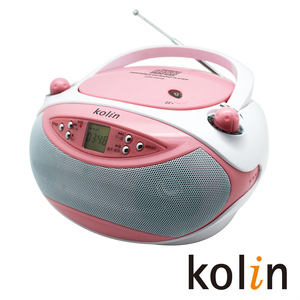 KOLIN歌林 手提式CD音響 KCD-WDC07【免運喔】