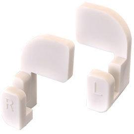 Loxin【BG0840】ikloo~12吋百變收納櫃 創意組合收納櫃 鞋櫃 置物櫃 延伸配件-門扣10對