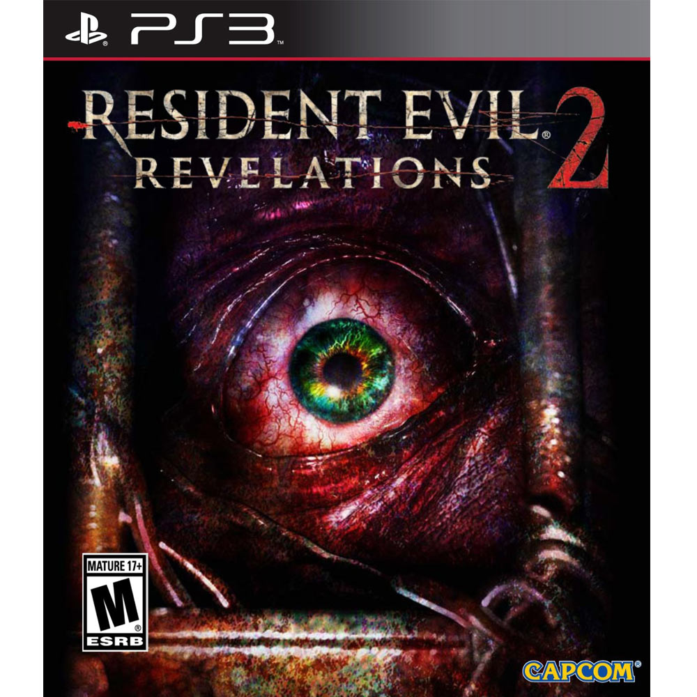 (現貨全新盒損) PS3 惡靈古堡:啟示 2 中英日文美版 Resident Evil: Revelations 2