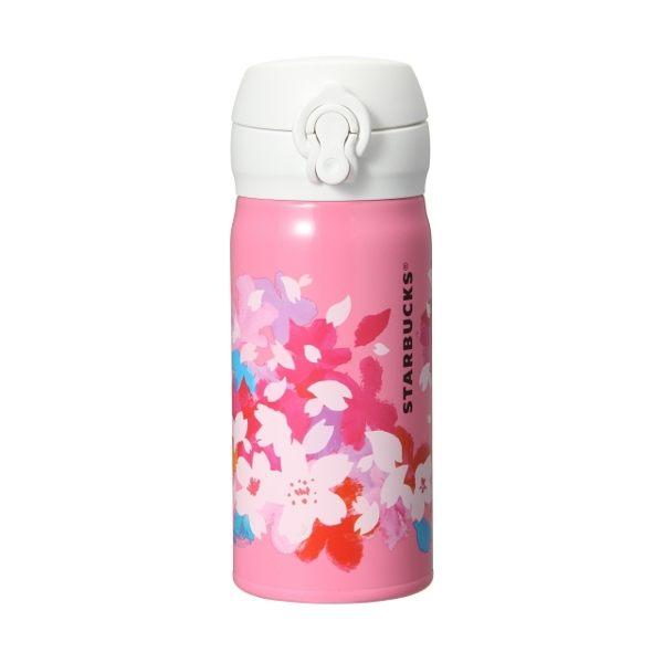 日本直送 東京2016星巴克Starbucks限定 櫻花杯 保溫杯 保溫瓶