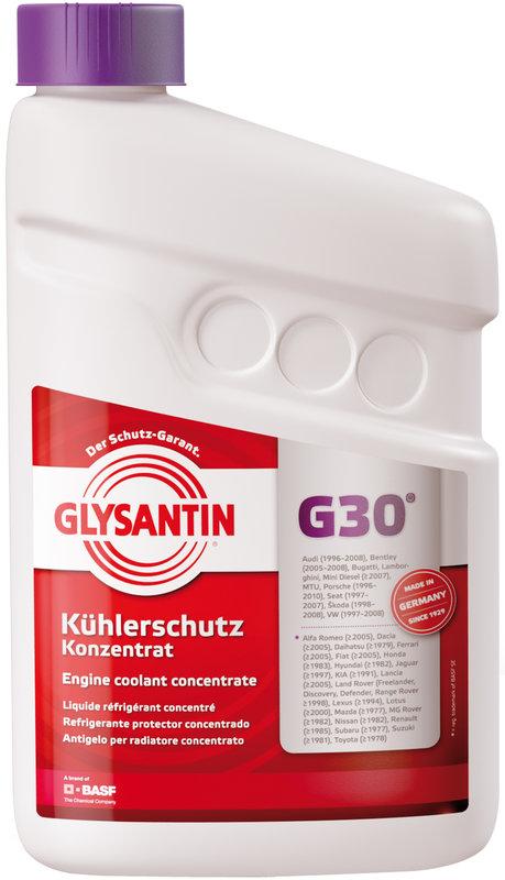 德國原裝進口 巴斯夫BASF Glysantin G30 Konzentrat 100%濃縮水箱精