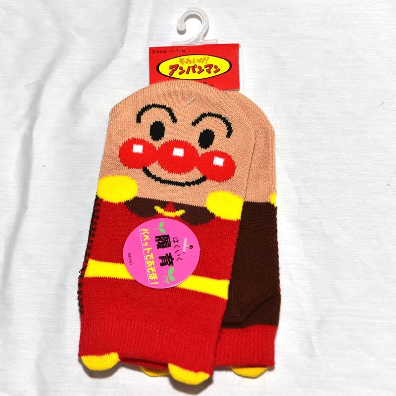麵包超人 兒童 運動襪 13-19cm 日本帶回正版品