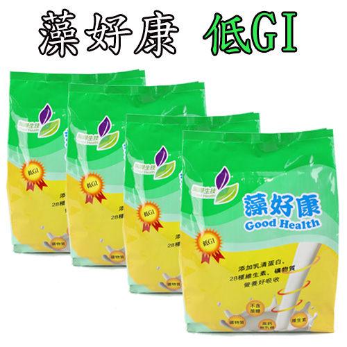 藻好康 均衡營養配方-低GI 3公斤x4包/箱(藻康)