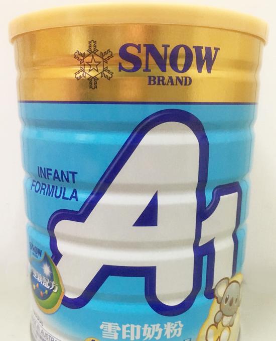SNOW 雪印奶粉 A1 (0~12個月) 900g / 6罐