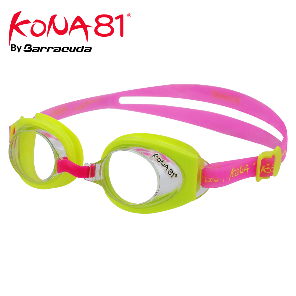 美國巴洛酷達Barracuda KONA81三鐵兒童泳鏡K712【小鐵人專用】