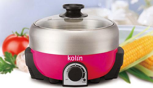 歌林KOLIN不鏽鋼電火鍋