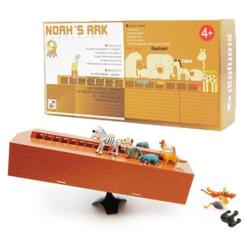 【Kiddy Kiddo 親子桌遊】諾亞方舟 NOAR'SARK GT0008200 (桌遊系列滿千加送棒打老虎雞吃蟲) (中午前下單可隔天收到貨