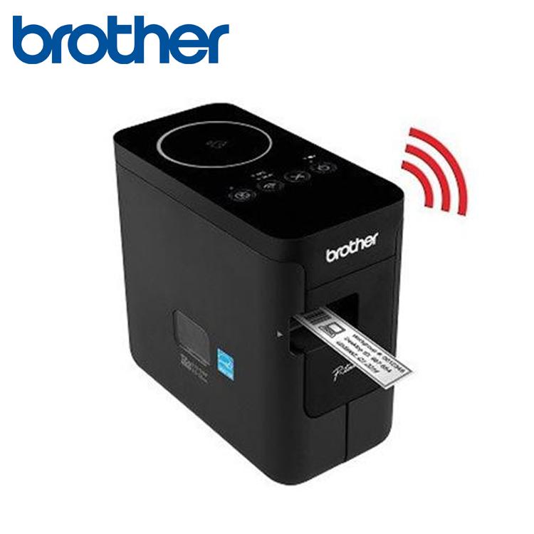 [喬傑數位]第一台搭載 Wifi 與 NFC 標籤機 (可連結電腦)PT-P750W