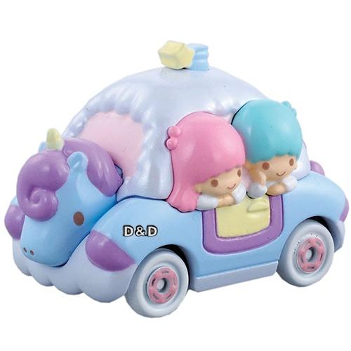 《TOMICA》夢幻小汽車 - 三麗鷗雙子星