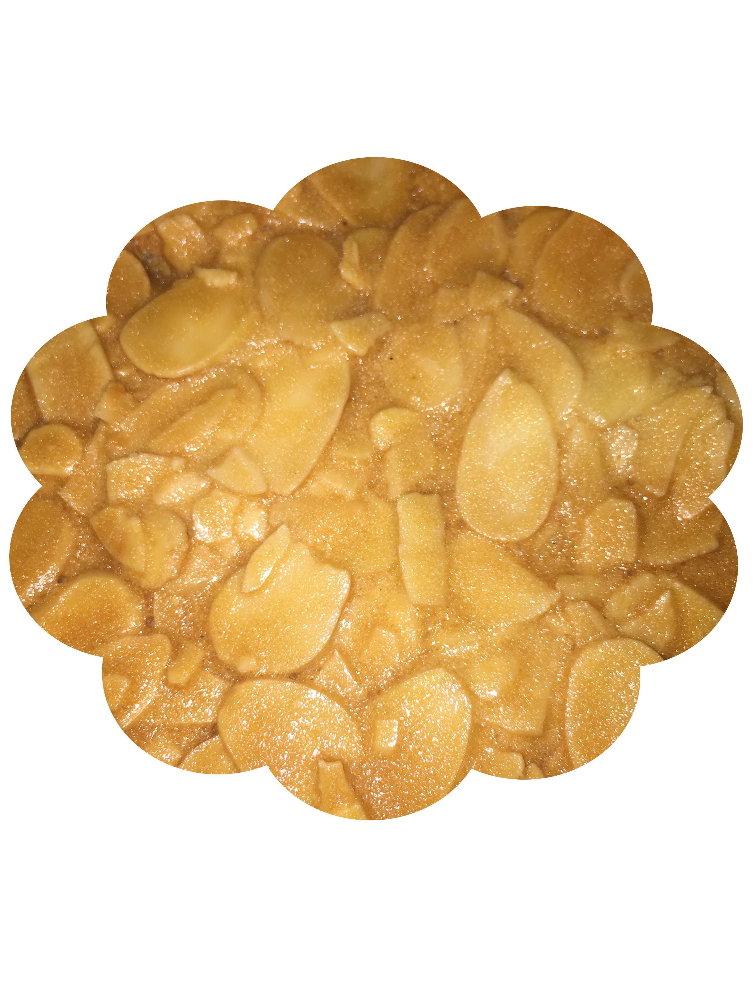 烘旺旺小廚 杏仁瓦片手工餅乾120g / 日本昭和SHOWA進口麵粉