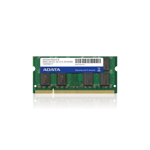 *╯新風尚潮流╭*威剛筆記型記憶體 1G DDR2-800 穩定性高 終身保固 AD2S800B1G6-R