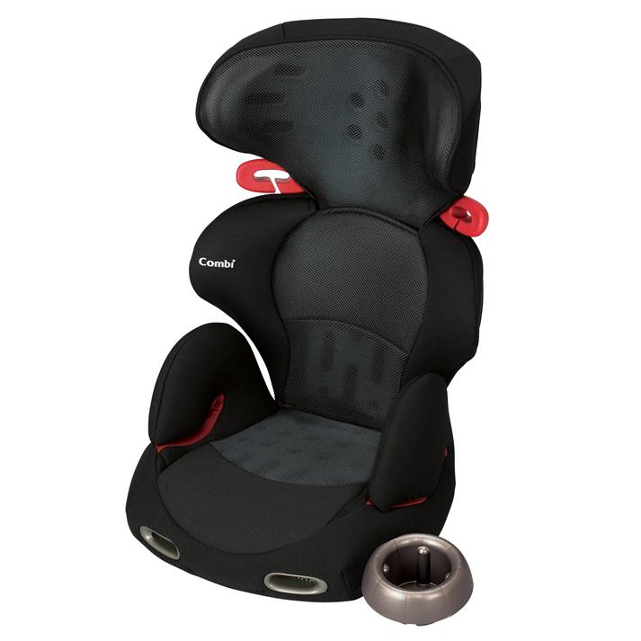 Combi康貝 - New Buon Junior成長型汽車安全座椅(汽座) -網眼黑
