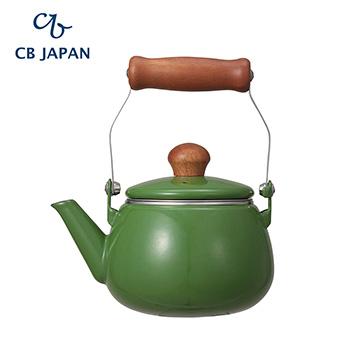 CB Japan 北歐系列琺瑯獨享壺