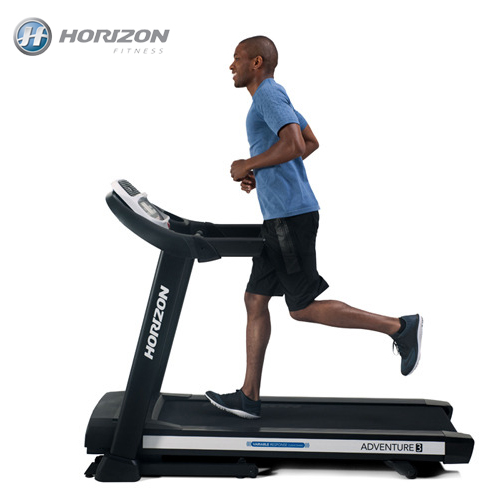 JOHNSON喬山|HORIZON Adventure 3 科技電動跑步機《ViewFit運動系統》