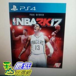 [限量促銷至1/15 如果沒搶到鄭重道歉] PS4 NBA 2K17 中英文合版  _W112872
