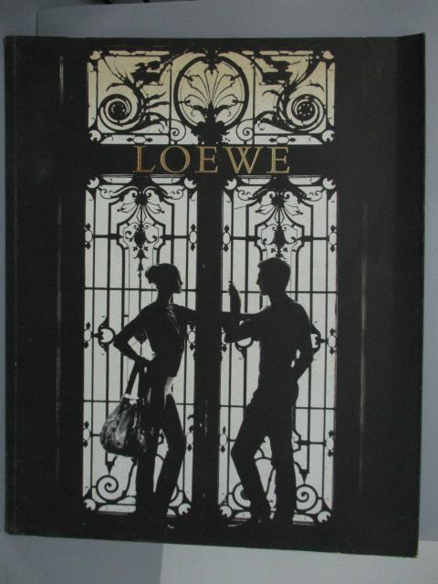 【書寶二手書T1/設計_QAQ】LOEWE_Fall-winter collection2007/08