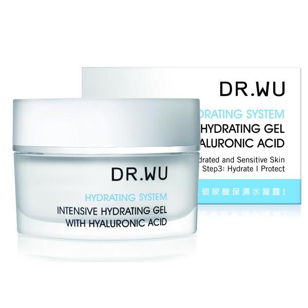 DR.WU玻尿酸保濕水凝露30ML《康是美》
