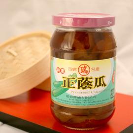 【瑞春醬油】正蔭瓜