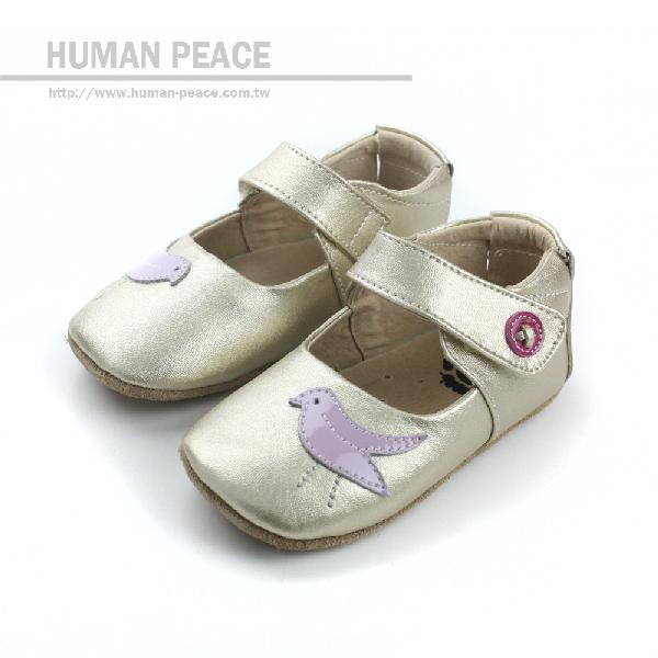 LIVIE&LUCA 涼鞋 金 小童 no001
