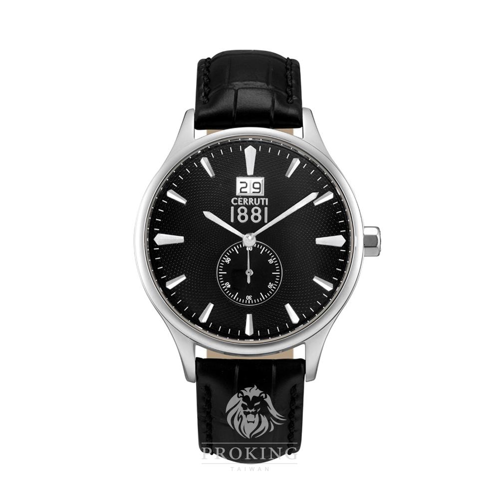 CERRUTI 1881 切瑞蒂-VENERE 簡約造型石英錶